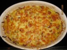 Kartoffel-Lauch-Auflauf - Rezept