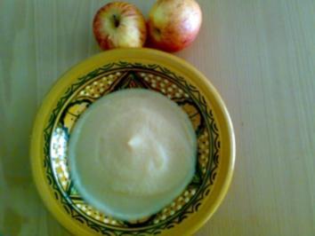 ** Dessert & Süßes ** Selbstgemachtes Apfelmus - Rezept