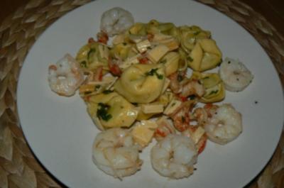 Tortellinisalat Gourmet - Rezept
