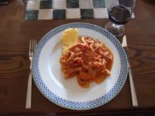 Trippe alla  parmiggiana - Rezept