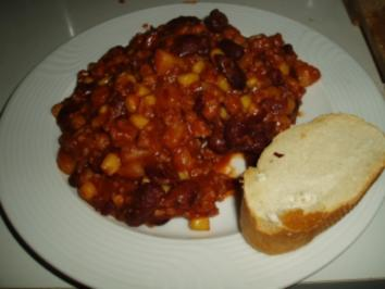 chili con carne mit hackfleisch und kartoffeln rezepte. Black Bedroom Furniture Sets. Home Design Ideas