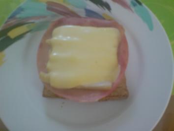 Schinken-Spargel-Toast - Rezept