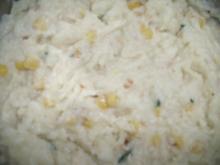 Blitz-Blumenkohl-Spinat-Kartoffelbrei - Rezept
