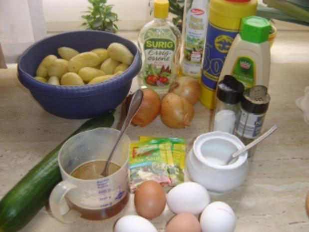 Kartoffelsalat mal anders - Rezept - Bild Nr. 2