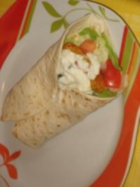 mexico: tortilla wraps - Rezept