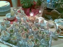 Mexikanisch: Hähnchen - Erdnuss - Wraps - Rezept