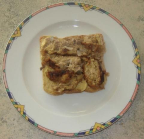 Cheeseburger-Sandwich - Rezept - Bild Nr. 2