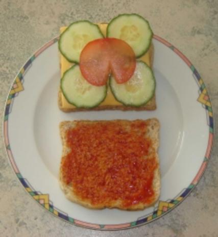 Cheeseburger-Sandwich - Rezept - Bild Nr. 3