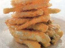 antipasti finocchi fritti al pecorino - Rezept
