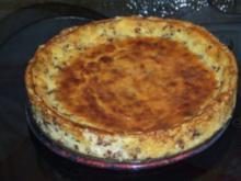 Stracciatella-Käsekuchen - Rezept