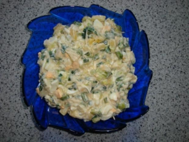 ** Salate ** Exotischer Lauchsalat - Rezept