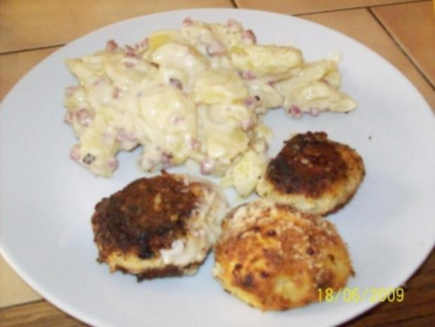 warmer Kartoffelsalat - Rezept - Bild Nr. 6
