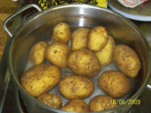warmer Kartoffelsalat - Rezept - Bild Nr. 2