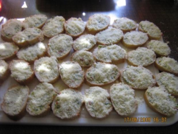 Parmesantaler - Rezept - Bild Nr. 5