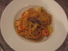Spaghetti mal anders - Rezept