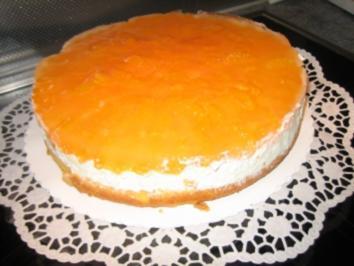Torte Mit Mandarinen Und Quark Rezept Kochbar De