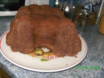 Nutella-Kuchen - Rezept
