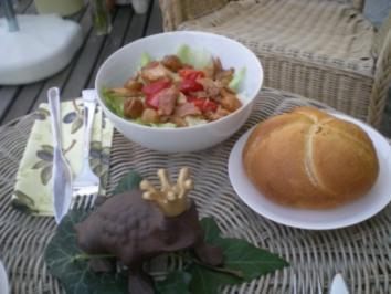 schneller Thunfisch Salat - Rezept