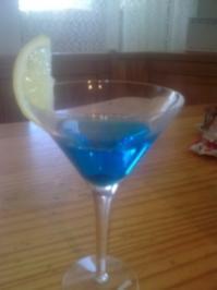 Blue Day - Rezept