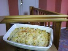 Zucchini-Kartoffelauflauf - Rezept