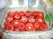 Sommerliche  Tomatenlasagne - Rezept