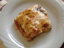 Lasagne von Auberginen und Tomate - Rezept