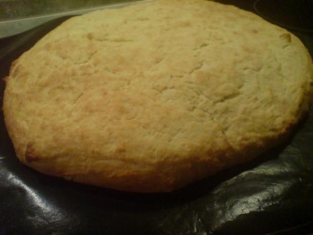 Brot - Kartoffelbrot / Kartoffelfladen - Rezept - Bild Nr. 8