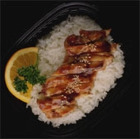 Teriyaki-Huhn - Rezept