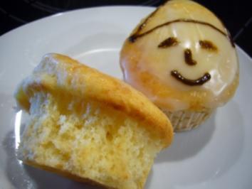 Kikis Zitronenmuffins - Rezept