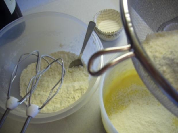 Kikis Zitronenmuffins - Rezept - Bild Nr. 3