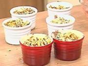 Erdnuss-Schokopudding - Rezept