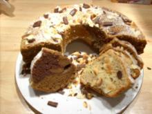 Marmor-Kranzkuchen - Rezept