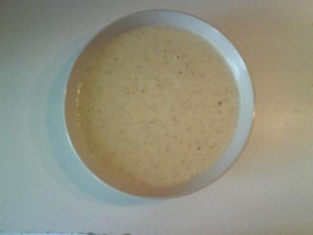 Suppe: Feine Blumenkohl-Creme-Suppe - Rezept