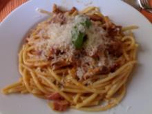 Maccaroni Rustica - Rezept
