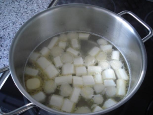 Spargelcrèmesuppe - Rezept - Bild Nr. 3