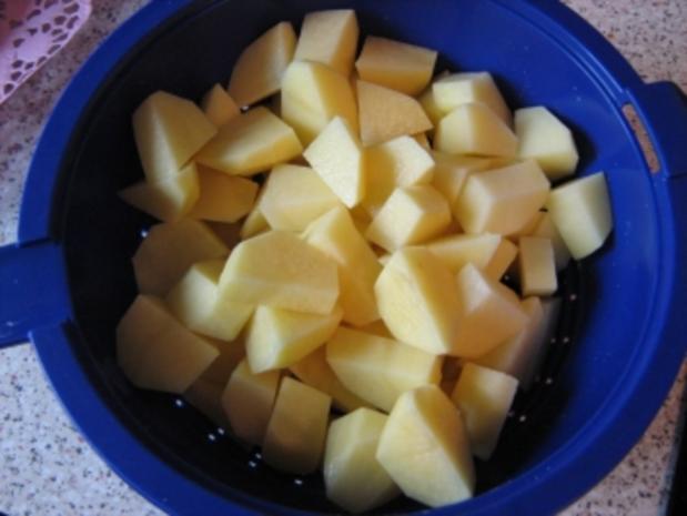 Petersilien-Kartoffeln - Rezept