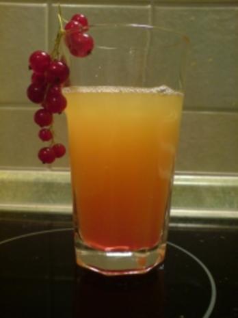 "Cocktail ""Bittersweet Sunset"" - alkoholfrei - - Rezept"