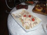 Nachspeise-Erdbeertiramisu ohne Eier - Rezept