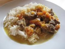Lammcurry mit Kardamom - Rezept