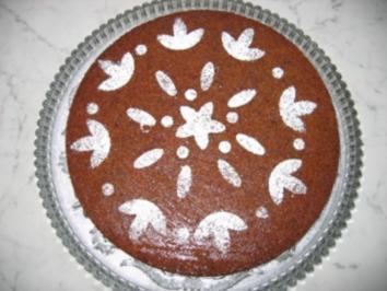 Walnüsskuchen-Karidopita - Rezept