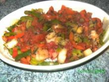 Gemüse-Fisch-Auflauf - Rezept