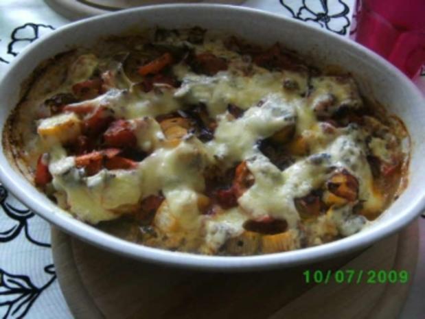 Gemüse-Fisch-Auflauf - Rezept - Bild Nr. 2