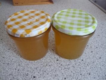 Holunderblütengelee - Rezept