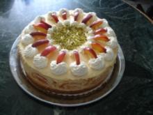 Aprikosen Charlotte - Rezept
