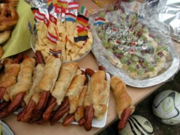 Hotdog mal anders - Rezept