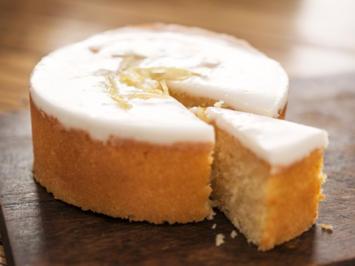 Sizilianischer Zitronenkuchen - Rezept - Bild Nr. 2