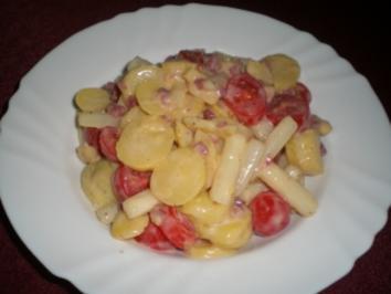 Kartoffelsalat mal anders... - Rezept