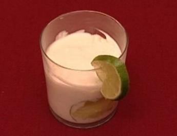 Joghurt-Limetten-Creme (Thorsten Nindel) - Rezept