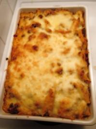 Pasta Furno - Rezept