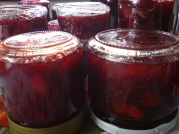Erdbeermarmelade - Rezept - Bild Nr. 8